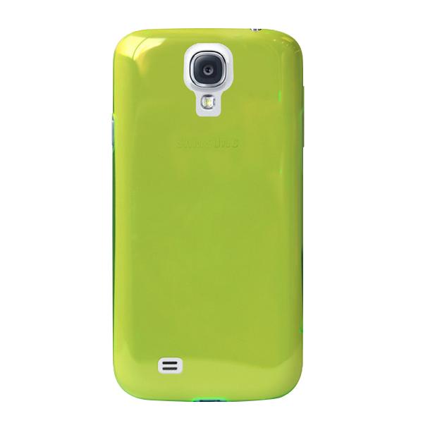 Чехол Puro для Galaxy S IV Crystal Cover зеленыйПеред вами самый яркий пример того, что аксесссуары могут быть не только практичными, но и модными. Причем, пример – в буквальном смысле яркий. Великолепный глянцевый блеск чехла-накладки Crystal Cover от Puro поднимет настроение даже в самый пасмурный де...<br>
