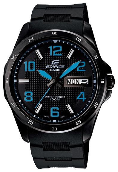 Наручные часы Casio EF-132PB-1A2Универсальность, практичность, функционал – на это нацелились инженеры из Casio тогда в 2006. В итоге гигант часовой индустрии создал ещё один рыночный хит. С дизайном Edifice одинокого хорошо сочетается как динамичный спортивный наряд, так и подчёркнуто ...<br>