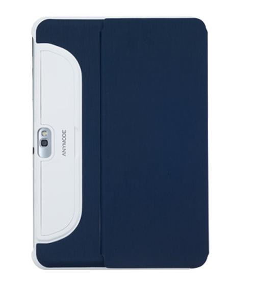 Чехол Anymode синий (книжка) с пленкой защитной для Galaxy Note 10.1Если вы пользуетесь Galaxy Note 10.1 каждый день, то рано или поздно на нем появятся царапины. Чтобы этого не произошло, вам просто необходимо использовать надежную защиту. Оригинальный чехол от Samsung справится с этой задачей как нельзя лучше. Ничего ...<br>