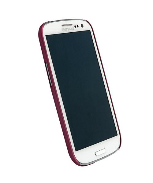 Чехол для Galaxy S III Krusell ColorCover PinkПеред вами элегантная и прочная защита для Galaxy S III. ColorCover, толщиной всего несколько миллиметров, не только защищает необычный корпус от неприятностей, но и делает его использование намного удобнее. Чехол не скользит в руках, идеально повторяет и...<br>