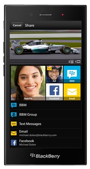 BlackBerry Z3 BlackДоступный аппарат от BlackBerry подарит широкие бизнес-возможности, не разоряя Ваш кошелек. Надежное качество связи, уверенный вибровызов, продуманная ОС - «ежевичный» гаджет станет надежным и верным помощником. Этому поспособствует процессор Qualcomm на ...<br>