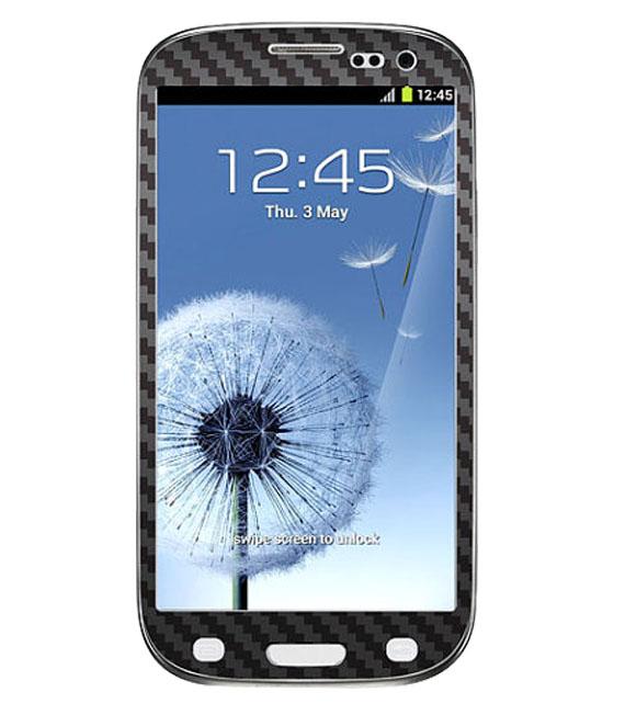 Пленка Artske карбон Samsung Galaxy S IIIИщете альтернативу объемным и дорогостоящим чехлам? Пленка Artske — идеальный выбор. С ней вы легко преобразите ваш Samsung Galaxy S III и, конечно, защитите его хрупкие панели. Благородный карбон используется в моддинге автомобилей, поэтому не боится н...<br>