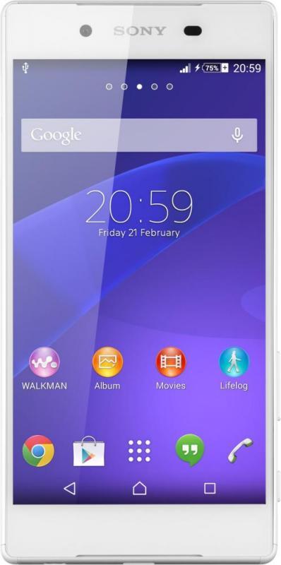 Sony Xperia Z5 Dual (E6683) White