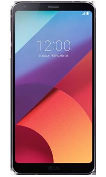 LG G6 H870DS Black