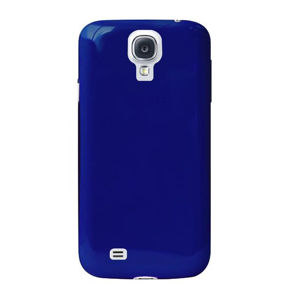 Чехол Puro для Galaxy S IV Crystal Cover синийПеред вами самый яркий пример того, что аксесссуары могут быть не только практичными, но и модными. Причем, пример – в буквальном смысле яркий. Великолепный глянцевый блеск чехла-накладки Crystal Cover от Puro поднимет настроение даже в самый пасмурный де...<br>
