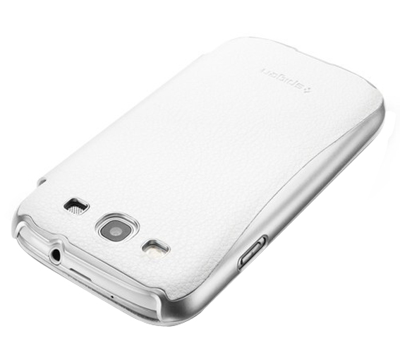 Чехол SGP Ultra Flip Case White для Samsung Galaxy SIIIХотите, чтобы чехол для вашего Samsung Galaxy S 3 никогда не вышел из моды? Выбирайте классические формы Ultra Flip от всемирно известной компании SGP. Мягкая искусственная кожа идеально повторяет изящные формы Galaxy S 3 и совершенно не увеличивает его...<br>