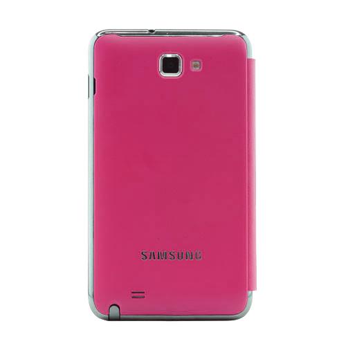 Чехол для Galaxy Note розовыйОригинальный чехол от Samsung совместил в себе только лучшие решения и опыт по защите мобильных устройств. Представительный дизайн, качественная искусственная кожа, мягкая полирующая подкладка и жесткий каркас предотвратят появление пыли и механических ...<br>