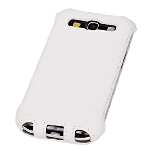 Чехол для Galaxy S III Yoobao Lively Leather Case WhiteНе равнодушны к классике? Тогда лаконичный Lively Leather от всемирно известной компании Yoobao — это то, что вам нужно. Классический чехол-раскладушка из качественной износостойкой кожи — беспроигрышный вариант, который никогда не выйдет из моды. В нем...<br>