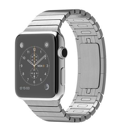 Apple Watch 42mm with Link Bracelet