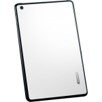 Наклейка для iPad mini SGP SkinGuard leather Pattern white
