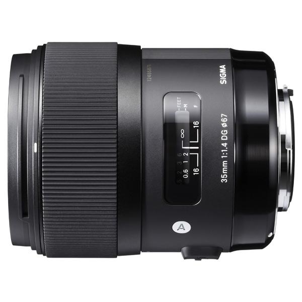 Объектив Sigma AF 35mm F/1.4 DG HSM SIGMA