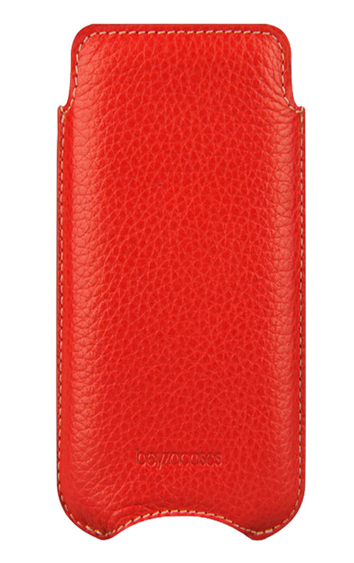 Чехол для iPhone 5/5S Beyzacases Slimline Classic Red