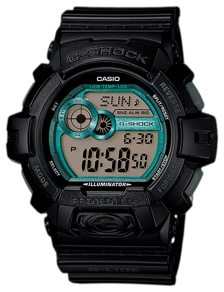 Наручные часы Casio GLS-8900-1EДо появления семейства G-SHOCK в 1983 году наручные часы считались непрочным и хрупким предметом. G-SHOCK исправили это, став новой точкой отсчёта и общепризнанным мировым эталоном высокой стойкости к повреждениям. Создавший G-SHOCK молодой инженер по име...<br>