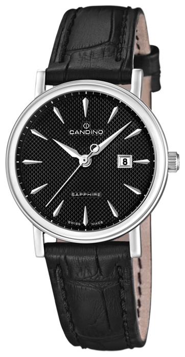 Наручные часы Candino C4488_3Открытие своего предприятия – логичный уверенный шаг потомственных мастеров семьи Флури, которые занялись часовым ремеслом ещё в XIX веке. Именно Флури в далёком 1947 основали фирму Candino со штаб-квартирой в городе Бьене. Само производство наручных часо...<br>