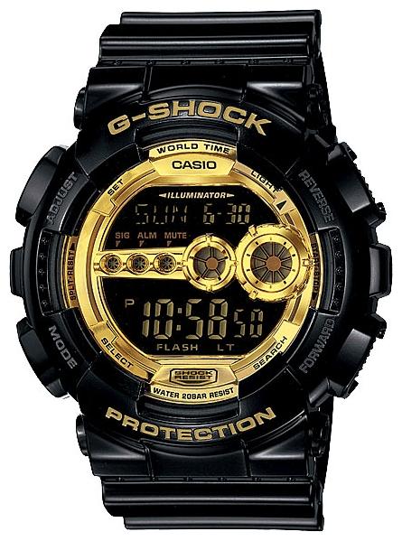 Наручные часы Casio GD-100GB-1E ZOB 33701 MR