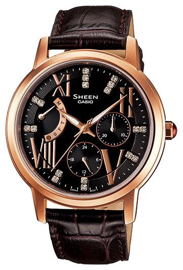 Купить со скидкой Наручные часы Casio SHE-3024GL-5A