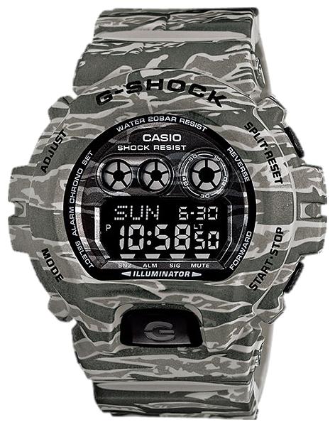 Casio GD-X6900CM-8EДо появления семейства G-SHOCK в 1983 году наручные часы считались непрочным и хрупким предметом. G-SHOCK исправили это, став новой точкой отсчёта и общепризнанным мировым эталоном высокой стойкости к повреждениям. Создавший G-SHOCK молодой инженер по име...<br>