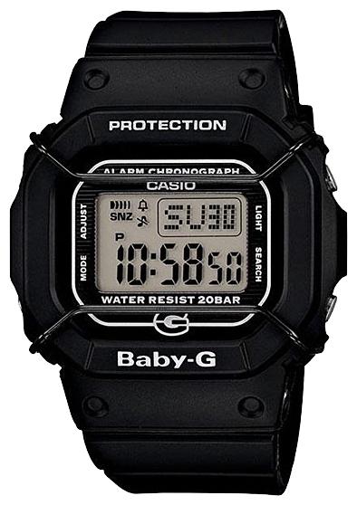 Casio BGD-500-1EОгромный успех защищённых часов G-SHOCK сегодня общеизвестен. Параллельная линейка от Casio под узнаваемой маркой Baby-G – это мощный G-SHOCK в элегантном дизайне для молодых привлекательных девушек. Время диктует активный формат. Не желая ни в чём отстав...<br>
