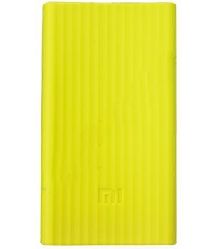 Оригинальный силиконовый чехол для Xiaomi Power bank 2 20000 mAh (желтый)Практичный чехол защищает смартфон при падениях и ударах. Не секрет, что гаджеты часто роняют. Их ремонты стоят недешево. Позаботьтесь об этом заранее — защитите любимый девайс. В этом стильном чехле ваш мобильный гаджет будет долго выглядеть новым.<br>