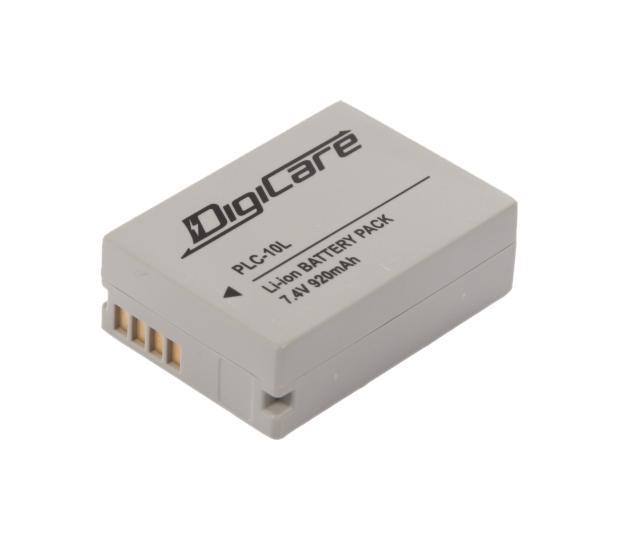 DigiCare PLC-10L / NB-10L для PowerShot G15, SX50 HS, G1X, SX40 HSАккумуляторы DigiCare давно уже получили признание как полноценные и надёжные заменители оригинальных аккумуляторов для цифровой фототехники и не только. Вот и эта модель ничуть не заставит вас пожалеть о покупке. Совсем даже наоборот! Полный аналог элеме...<br>