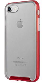 Чехол для iphone 8 Hardiz Defense Case красныйПрактичный чехол защищает смартфон при падениях и ударах. Не секрет, что гаджеты часто роняют. Их ремонты стоят недешево. Позаботьтесь об этом заранее — защитите любимый девайс. В этом стильном чехле ваш мобильный гаджет будет долго выглядеть новым.<br>