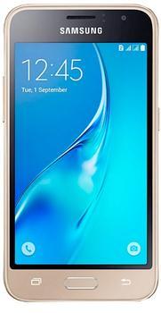 Samsung Galaxy J1 SM-J120H-DS Dual goldНедорогой коммуникатор A-бренда дарит богатый функционал. Возможность устанавливать две SIM-карты расширяет границы общения, отделяет личную жизнь от работы, помогает экономить затраты. Практичный размер облегчает использование телефона в условиях городск...<br>