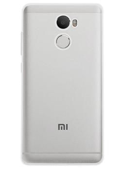 Чехол для Xiaomi Redmi 4 силиконовый прозрачныйПрактичный чехол защищает девайс при падениях и ударах. Не секрет, что гаджеты часто роняют. Их ремонты стоят недешево. Позаботьтесь об этом заранее — защитите любимый девайс. В этом стильном чехле ваш мобильный гаджет будет долго выглядеть новым.<br>