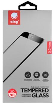 Стекло защитное для Huawei P10 Full Screen Ainy черноеВысококачественное защитное стекло оберегает сенсорный дисплей от царапин и повреждений. Прозрачный тонкий аксессуар легко устанавливается и прочно держится на экране. Стекло-протектор не ухудшает эргономику гаджета, не искажает изображение, не уменьшает ...<br>