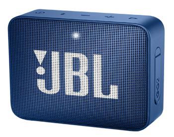 Портативная акустика JBL Go 2 синяя