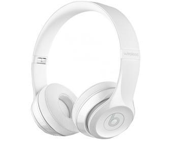 Наушники Beats Solo3 Wireless Glossy White
