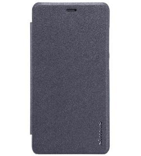 Чехол Nillkin Sparkle для Xiaomi Redmi 3s blackПрактичный чехол защищает девайс при падениях и ударах. Не секрет, что гаджеты часто роняют. Их ремонты стоят недешево. Позаботьтесь об этом заранее — защитите любимый девайс. В этом стильном чехле ваш мобильный гаджет будет долго выглядеть новым.<br>