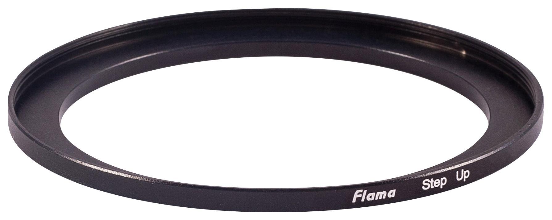 Flama переходное кольцо для фильтра 52-58 mmПереходное кольцо для фильтра Flama 52-58 mm помогает расширить возможности для съемки, подходит для любых объективов. Оно позволяет устанавливать на объектив фотоаппарата светофильтры разного диаметра. Переходное кольцо для фильтра Flama 52-58 мм необход...<br>
