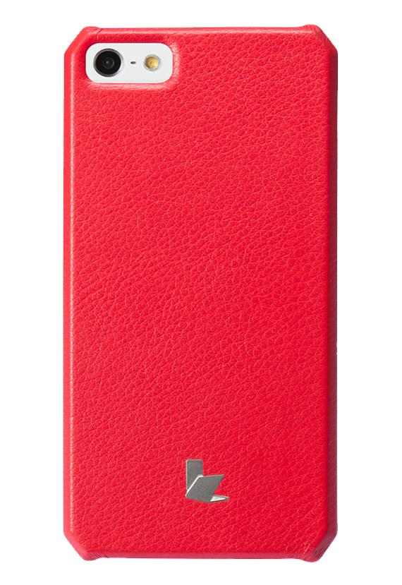 Чехол для iPhone 5/5S Jison Wallet Executive КрасныйКачественный чехол-накладка с отделкой из мягкой натуральной кожи поражает идеальными пропорциями и функциональностью. Он не только защищает корпус самого тонкого и легкого «яблочного» смартфона от неприятностей, но и делает его использование еще удобне...<br>
