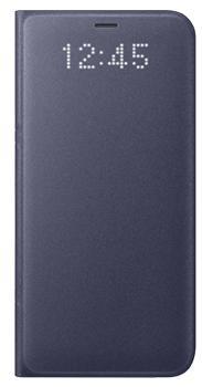 Чехол для Samsung Galaxy S8 LED View violetLED View Cover — не просто еще один защитный чехол. Этот стильный аксессуар подчеркнет ваш изысканный образ, облегчая контроль над смартфоном. LED View Cover — настоящий must have для продвинутых, модных владельцев Samsung Galaxy S8. &#13;<br>&#13;<br>Замечательный спо...<br>