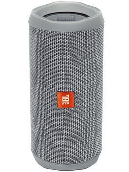 Портативная акустика JBL Flip 4 сераяJBL Flip 4 — удобная беспроводная акустика для активного отдыха. Корпус этой модели хорошо защищен от воды и брызг по стандарту IPX7 (уточняйте гарантии у компании-производителя). Акустика может работать с двумя источниками сигнала — например, с планшетом...<br>