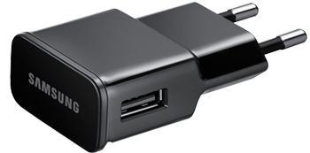 Сетевое зарядное устройство Samsung micro-USB для телефонов и планшетов (2A) черное