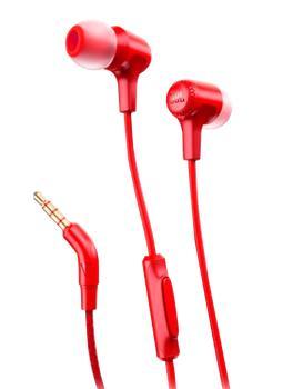 Наушники JBL E15 красные