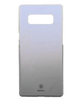 Чехол Baseus Glaze Case для Samsung Galaxy Note 8 BlackПрактичный чехол защищает смартфон при падениях и ударах. Не секрет, что гаджеты часто роняют. Их ремонты стоят недешево. Позаботьтесь об этом заранее — защитите любимый девайс. В этом стильном чехле ваш мобильный гаджет будет долго выглядеть новым.<br>