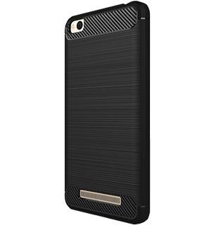 Чехол противоударный для Xiaomi Redmi 4A черный