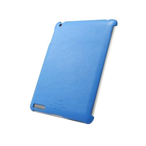 Чехол для iPad 3/iPad 4 SGP Griff Leather BlueМягкая натуральная кожа, качественная выделка с многослойной подложкой и бархатистая микрофибра Griff Leather от SGP — универсальная и легкая защита планшета от неизбежных ежедневных царапин, потертостей и сколов. Это идеальная альтернатива объемным и жес...<br>