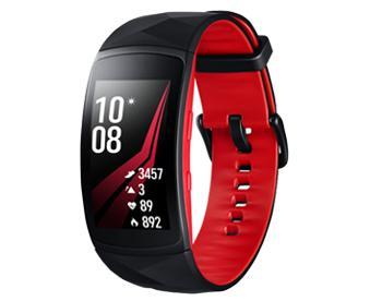 Samsung Galaxy Gear Fit 2 Pro R365 Red (размер L)Samsung Galaxy Gear Fit 2 Pro — водоустойчивый смарт-браслет с 1,5-дюймовым экраном. Модель предназначена для спортсменов и фанатов активной жизни. Браслет оборудован модулем GPS, измерителем сердечного ритма, барометром. 2-ядерный чип Exynos гарантирует ...<br>