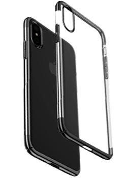 Чехол для iphone X Baseus Glitter Case BlackПрактичный чехол защищает девайс при падениях и ударах. Не секрет, что гаджеты часто роняют. Их ремонты стоят недешево. Позаботьтесь об этом заранее — защитите любимый девайс. В этом стильном чехле ваш мобильный гаджет будет долго выглядеть новым.<br>