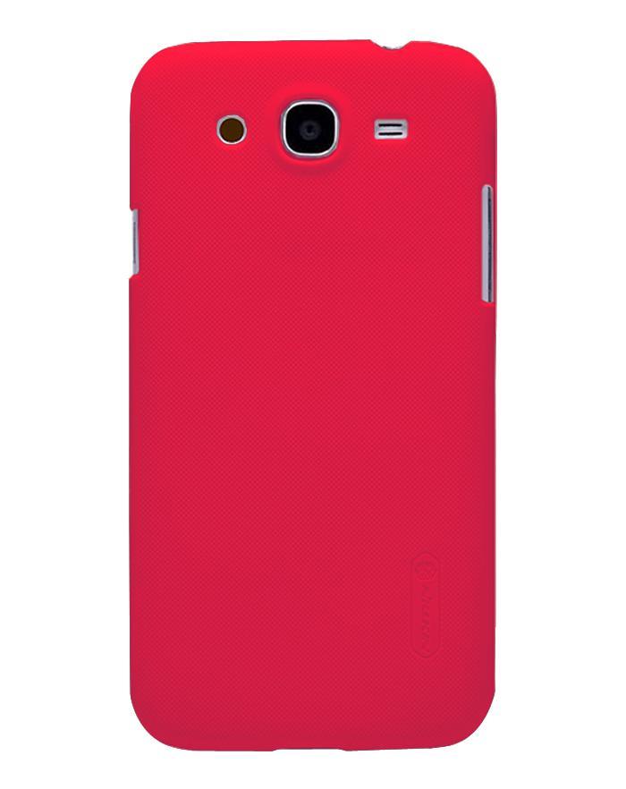 Чехол Nillkin Super Frosted Shield для Samsung Galaxy Mega 5.8, красныйСмартфоны окружают нас всюду! Куда же сегодня без них, включая и популярные у многих людей большие Android-устройства. Высококачественный чехол Nillkin Super Frosted Shield поможет Вам защитить спинку коммуникатора от Samsung, способного заменить не тольк...<br>
