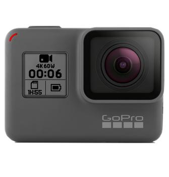 Видеокамера GoPro HERO6 Black
