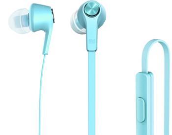 Наушники Xiaomi Mi Piston Basic Edition BlueНаушники Xiaomi Mi Piston Basic Edition - отличный способ слушать музыку в движении. На улице, в общественном транспорте, в автомобиле - они пригодятся везде. Модель, оснащенная микрофоном, может служить гарнитурой. В комплекте набор сменных вкладышей.<br>