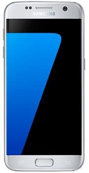 Samsung Galaxy S7 32Gb SM-G930F SilverСмартфон обладает мощнейшим «железом», великолепным AMOLED-дисплеем, премиальным качеством съемки, а также массой программных «фишек». Запас производительности огромен. Время автономной работы значительно возросло по сравнению с предыдущей моделью. Аккуму...<br>