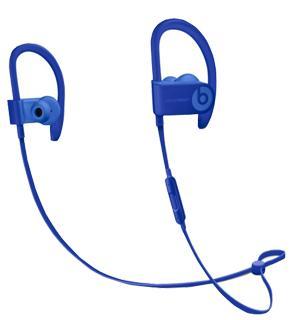 Наушники Beats Powerbeats 3 Break BlueBeats Powerbeats 3 — долгоиграющие беспроводные наушники для активных спортсменов. Модель работает от батареи до 12 часов. Изделие, защищенное от попадания влаги, рассчитано на длительные спортивные тренировки. Технология Fast Fuel гарантирует очень быстр...<br>