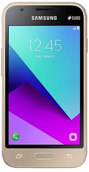 Samsung Galaxy J1 Mini Prime (2016) SM-J106F/DS goldSamsung Galaxy J1 Mini Prime (2016) — доступный смартфон с богатым функционалом. Гаджет поддерживает Dual SIM, легко управляется на ходу, воспроизводит мультимедиа-файлы. Аккумулятор на 8 часов разговора легко заменить запасным. 5-мегапиксельная камера, о...<br>