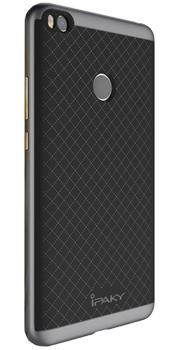 Чехол-накладка для Xiaomi Mi Max 2 iPaky Case графитПрактичный чехол защищает смартфон при падениях и ударах. Не секрет, что гаджеты часто роняют. Их ремонты стоят недешево. Позаботьтесь об этом заранее — защитите любимый девайс. В этом стильном чехле ваш мобильный гаджет будет долго выглядеть новым.<br>
