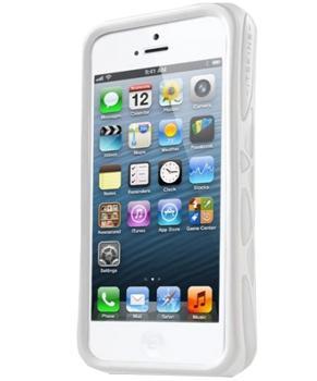 Накладка силиконовая для iPhone 5/5S/SE Itskins Venum белаяНакладка Itskins Ink - защитный чехол для iPhone 5/5S/SE, изготовленный из термополиуретана. Этот доступный и стильный аксессуар послужит защитой для вашего телефона.<br>